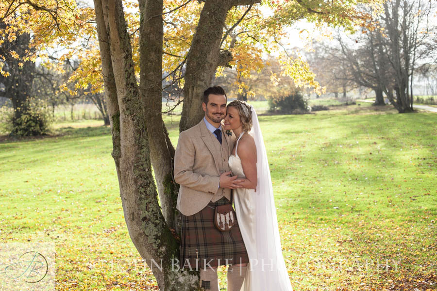 Fiona and Ross – Kincraig Castle Hotel Wedding Photography