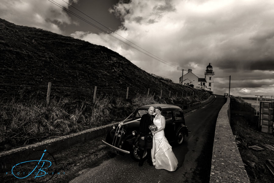 Thurso Wedding – Sarah and Mo