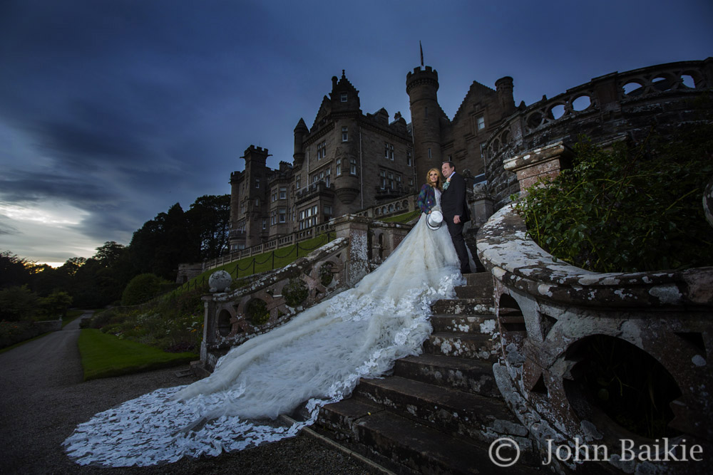Skibo Castle – Rachel & Rex wedding photography