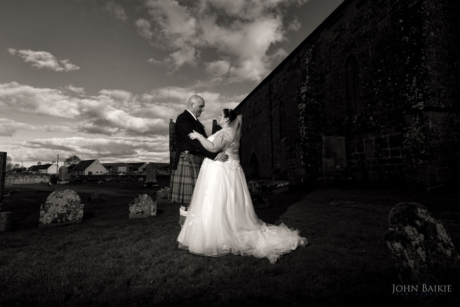 Kincraig Castle Wedding Photography